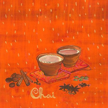 Chai Tea by francesrosey