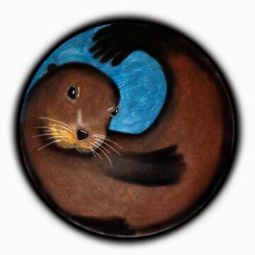 Bucket 'O' Sea Lion by Ninjbee
