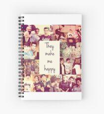 Cuaderno de espiral O2L Nuestra 2da vida