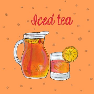 Iced Tea by francesrosey