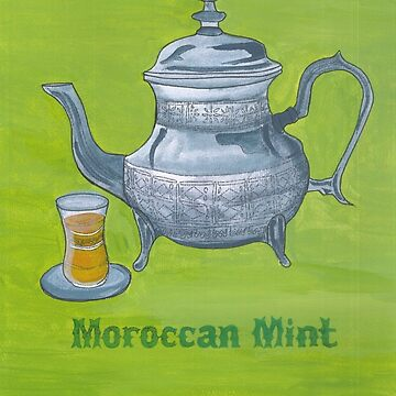 Moroccan Mint by francesrosey