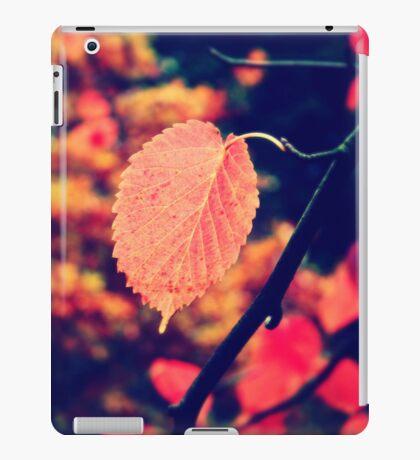 'Fall' in Love iPad Case/Skin
