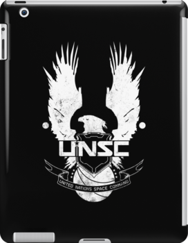 UNSC Logo White by Cow41087