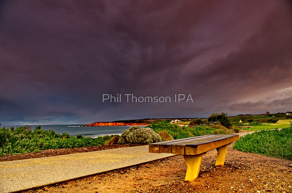 """A Seat In A Storm"" by Phil Thomson IPA"