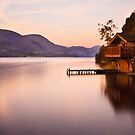 the boathouse by Sheerlight