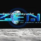 """FC """"Zenit"""" - ФК """"Зенит"""" - 'the Universe is at your feet' by Dmitri Matkovsky"""