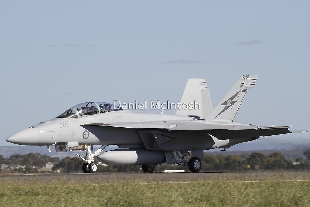 RAAF Super Hornet by Daniel McIntosh