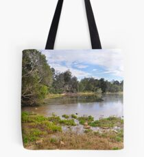 A pleasant Swamp Tote Bag