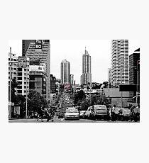 Sydney city Photographic Print