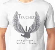 Touched By Castiel (#2) Unisex T-Shirt