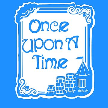Once Upon A Time in Blue by AbigailDavidson