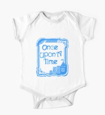 Once Upon A Time in Blue Kids Clothes
