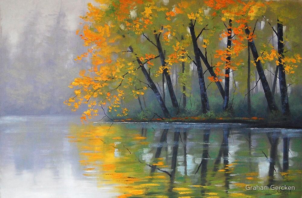 Lake Solitude by Graham Gercken