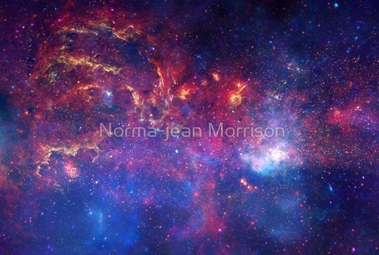 What a World by Norma-jean Morrison