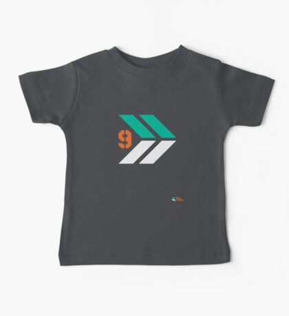 Arrows 1 - Emerald Green/Orange/White Kids Clothes