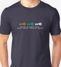 Three Hidden Keys T-Shirt