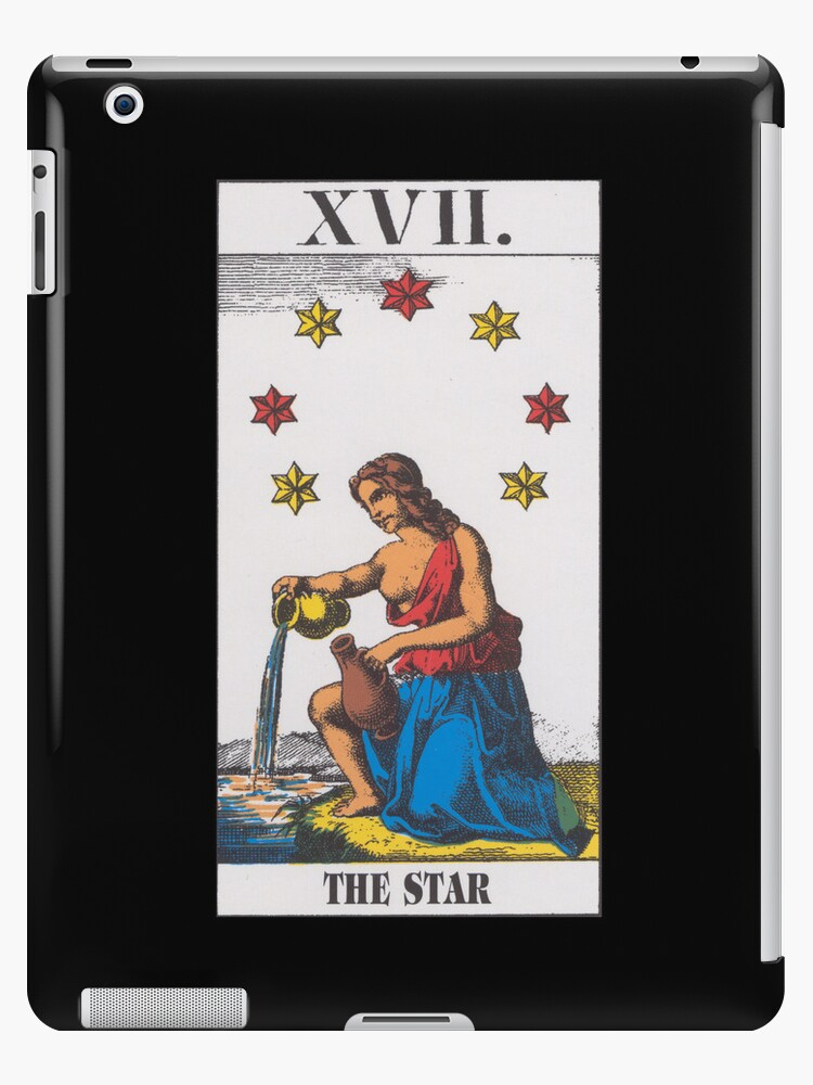 The Star Tarot by babydollchic