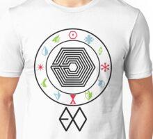 Exo Member New power Unisex T-Shirt