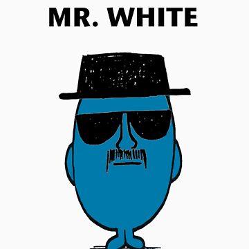 Mr. White by omgkatkat
