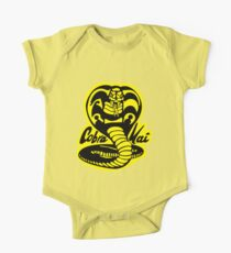 Cobra Kai T-shirt and stickers One Piece - Short Sleeve