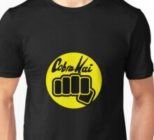 Cobra Kai T-shirt and Stickers  Unisex T-Shirt