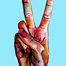 Peace by Rachelle Dyer