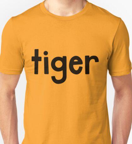 Tiger Yellow T-Shirt