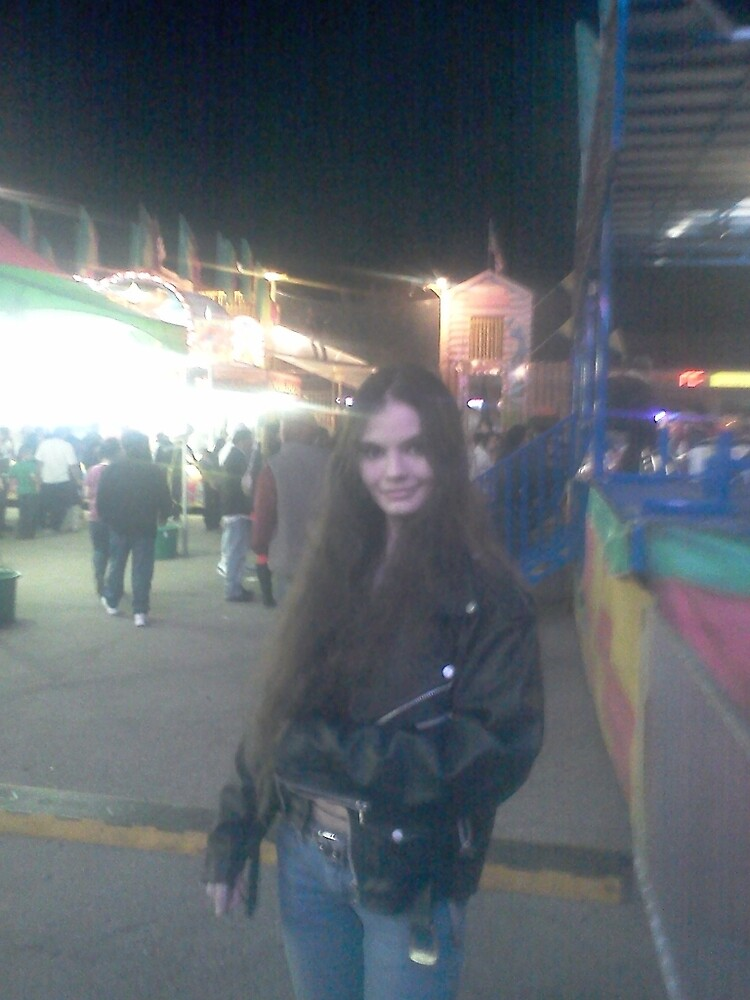 Me At The Carnival by SxySindy
