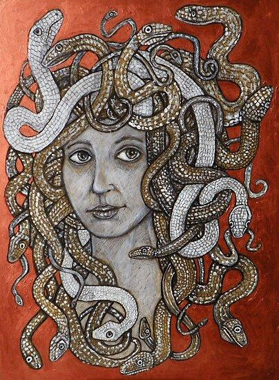 Medusa by Lynnette Shelley