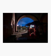 Light Creatures of Brooklyn Photographic Print