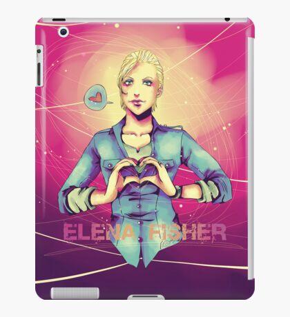 Elena ♥ you!! iPad Case/Skin