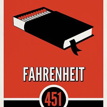 Fahrenheit 451 by brickhut