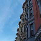 Washington Street, Hoboken by Susan Kaufmann