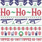 McClane Christmas Sweater by SevenHundred
