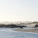 Evening at William Bay, Denmark WA by pennyswork
