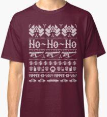 McClane Christmas Sweater White Classic T-Shirt
