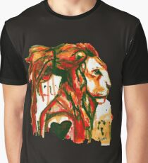 Löwenherz _ Grafik T-Shirt