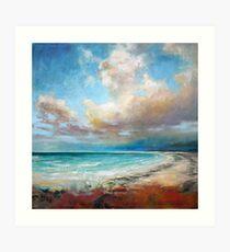 Isle of Harris Art Print