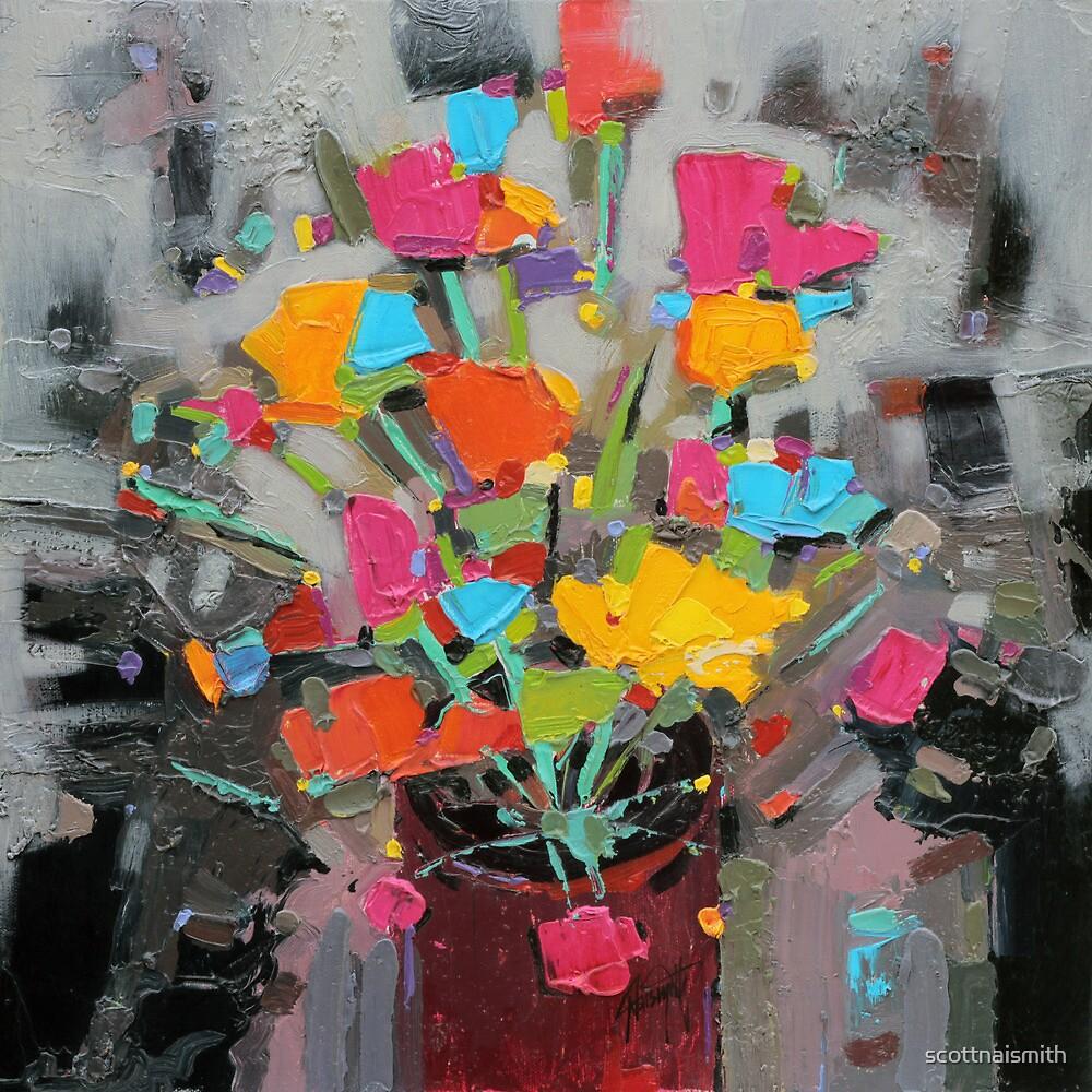 Bouquet of Colour by scottnaismith