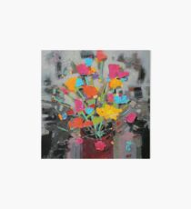 Bouquet of Colour Art Board