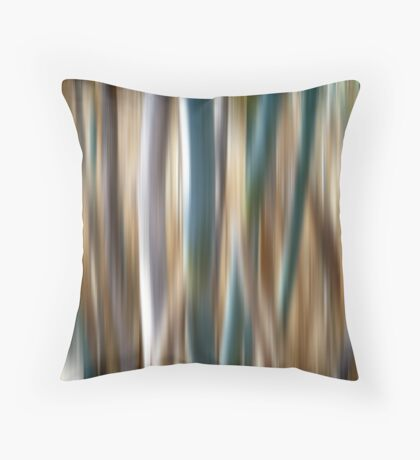 Pretty Lines Throw Pillow