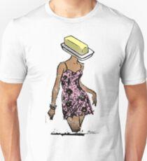 Butterface - American Oddities #4 Unisex T-Shirt