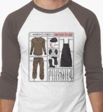 Dressed to Kill Men's Baseball ¾ T-Shirt
