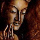 Face of Mercy No. One by Hiroko Sakai