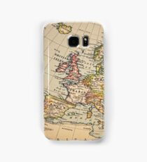 Cartography / stadia Samsung Galaxy Case/Skin