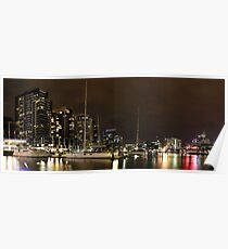 New Quay, Docklands Panorama Poster