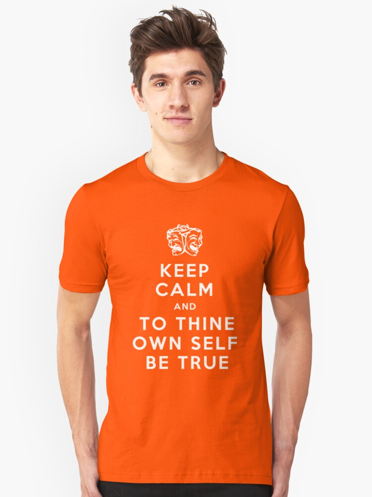 To thine own self by rafstardesigns