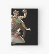 Rick 'n' Morty (transparent) Hardcover Journal