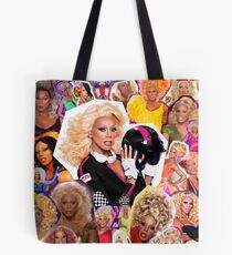 Cover Gurl Tote Bag
