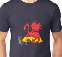 Chillin with Smaug Unisex T-Shirt